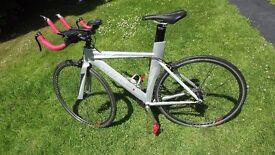 Trek Equinox E7 Triathlon Time Trial Road WSD Bike