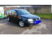 2004 VW GOLF AUTO 1.6 AUTOMATIC 5 DOOR LONG MOT CHEAP FOR QUICK SALE £700 PX?