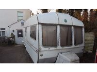 Free to Collector Old Caravan , Trailer OK , Could use for Chicken Coup