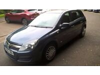 2006 56 PLATE VAUXHALL ASTRA 1.3 DIESEL CHEAP TO RUN £850 LONG MOT