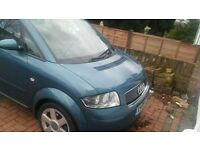 audi a2 very good condition,drives perfect!