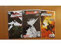 Small collection of random batman comics
