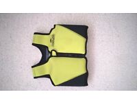 swimming jacket age 3-6 years