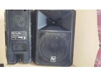 Electrovoice EV SX2OO Speakers