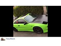 Wanted Toyota mr2. For spares anything considerd