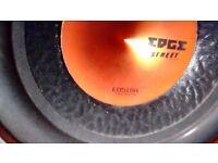 Active Subwoffer EDGE 250 Watt RMS!!