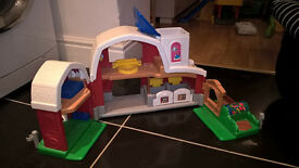 Fisher Price Little Peoples Farmhouse