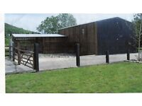 1,650 sq ft Agricultural Barn, Storage, Workshop To Rent Let near W-S-M