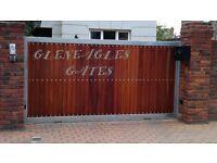 Gate fabrication and installation service automatic gates . balustrade installation