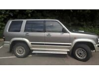 RARE 7 SEATER ISUZU TROOPER 3.0 DIESEL TURBO CITATION