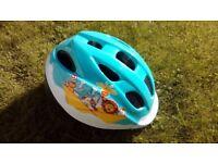 FREE Decathlon child's bike helmet