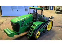 Britains tracked 1:32 JOHN DEERE 9530T die cast tractor, now discontinued - £10