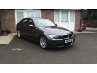 2008 BMW 320d M Sport 1 Previous Owner Full Year M.O.T
