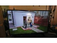 "Sharp 40"" smart led tv with freeview"