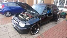 1992 Vauxhall nova sri