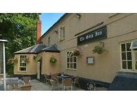 Sous Chef required for The Ship Inn, South Walsham