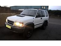 Isuzu Trooper 3.0 Duty