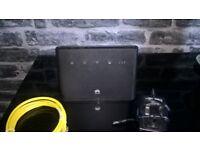 huawei mobile wifi box.