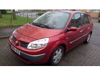 Renault scenic 7 seater 1.9 dci