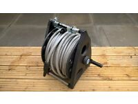 Garden Hose & Reel 20m with connections