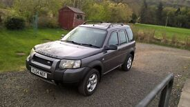 2004 Land Rover Freelander Td4 Auto,FSH,Automatic.