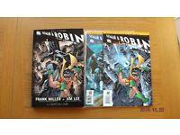 Batman/ Robin Comics and Novel