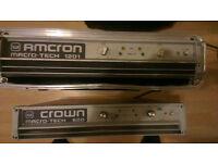 Crown Macrotech 1201 £ 200