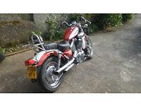 Yamaha 535cc