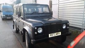Defender 110 300Tdi REDUCED