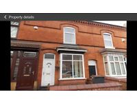 2-bedroom terraced house for rent in Pretoria road, Bordesley Green