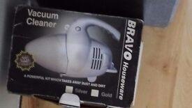 Bravo Vacuum Cleaner in Good Condition