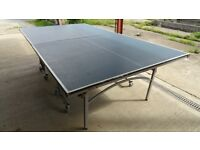 Butterfly Easifold table tennis table