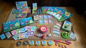 Peppa pig games and musical bundle