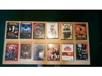 Entire DVD collection
