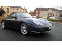 Porsche boxter 2.7 ..2004 ..fully loaded