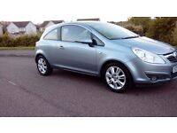 Bargain 2009 Vauxhall Corsa Diesel, Leather Seats, Low Miles, Full Service History