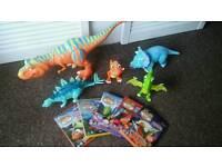 Dinosaur Train bundle
