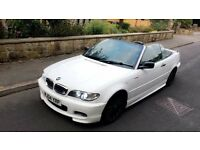 BMW 318 MSPORT CONVERTIBLE!! 320 325 330 d E46 MODIFIED REPLICA LOOKALIKE MODDED EURO REP