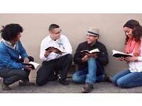NEW CHURCH STARTING IN LONDON - VOLUNTEERS NEEDED
