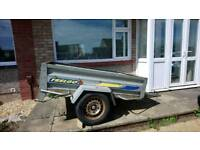 Trelgo 6x4ft trailer
