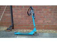 JD Bug Street Scooter - Light Blue