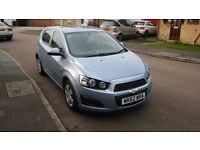 Chevrolet Aveo LS 1.2 Petrol 2012 62 plate 11,174 miles!