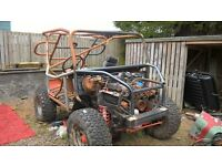 Land Rover Off Road Buggy, V8,Project