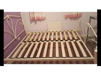 Paul Simon double bed with mattress delivery available