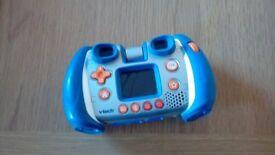 *vtech kidizoom twist blue camera*