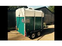 Horse Trailer Mobile Bar