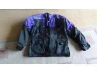 Fieldsheer motorbike jacket weatherproof
