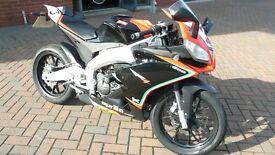 Aprilia rs4 biagi replica 125cc