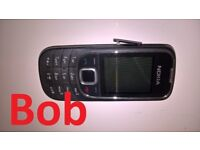 Nokia 2323c-2 'button phone' on T-Mobile