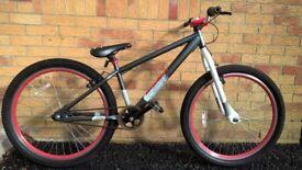 X Rated Mesh Dirt Jump Bike, 26 inch Wheels
